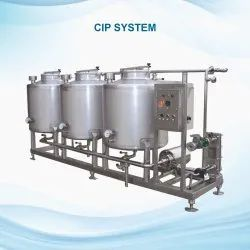 Cleaning-in-Place (CIP) System