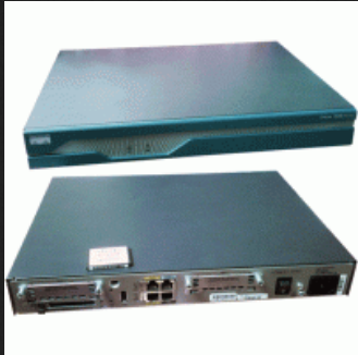 Cisco 1841 Router, Router, Cables & Networking Devices
