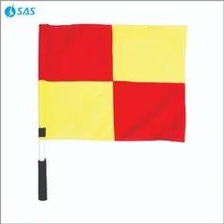 SAS Linesman Referee Flags Set
