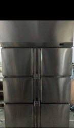 Six Door Vertical Refrigerator