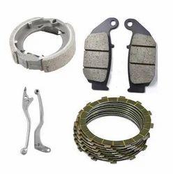 TVS Bike Clutch Brake Parts