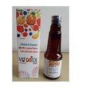 Vitamin B-Complex with L-Lysin Mono Hydrochloride Syrup