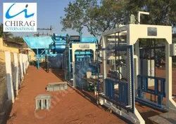 Chirag Automatic Ash Brick Machine