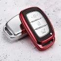 KeyCare TPU Protective Car Key Covers for Hyundai