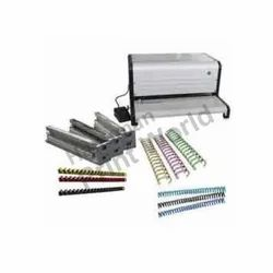 Electric Wire Comb Spiral Binding Machines