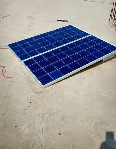 Solar Panel 650 Watt System For Shop At Rs 12000 Unit Roshan Colony Ambajogai Id 21017757062