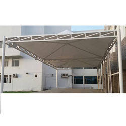 Outdoor Tensile Shade