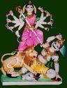 Marble  Mahishasuri Statue