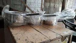 Rajat Sospen Steel saucepan, Size: 10x13, Capacity: 1li To 3 Li