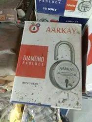 Diamond Padlock