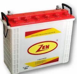 Zen Tall Tubular Batteries, Voltage: 12 V