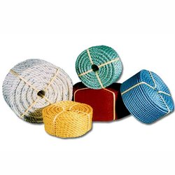 Multicolor PP Plastic Rope, Packaging Type: Roll, for Industrial