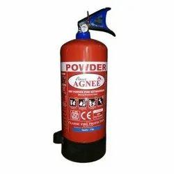 ABC Type Fire Extinguishers- 6 KG