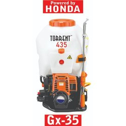 Honda GX-35 Knapsack Power Sprayer