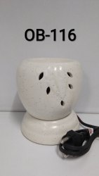 OB-116 Electric Diffuser / Aroma Oil Burner (1 Pc / Pkt)