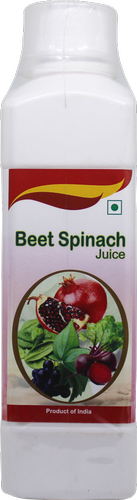 Beet Spinach Juice