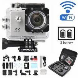 Zoom Star 4k Wifi Action Camera