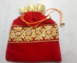 LADIES PURSE /POTLI GIFT BAG