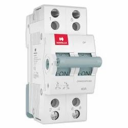 Havells Three Phase MCB Changeover Switch