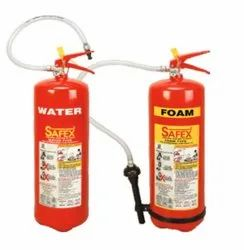 Safex Water Based Stored Pressure Type Fire Extinguishers - 09ltrs