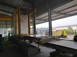 Multi Layer Stacker Granite Processing Machine