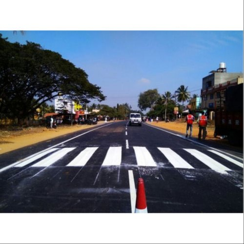 Zebra Crossing Road Marking Service