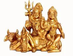 Shiv Pariwar Statue