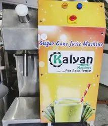 Automatic Sugarcane Juice Machine
