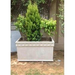 GRC Decorative Planter Pots