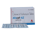 Cefixime & Azithromycin Tablets