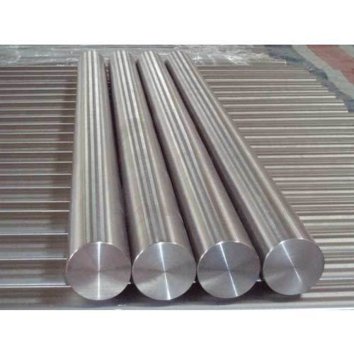 Titanium Round Bar - Titanium Grade-5 Round Bars Manufacturer from