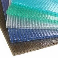Multicolor POLYCARBONATE /PLASTIC/FIBRE SHEETS, for Commercial, Thickness: 2mm