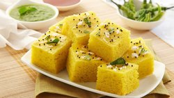 Khaman Dhokla Mix, Packaging Type: Pouches