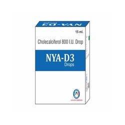 Cholecalciferol 800 IU Drop