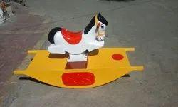 FRP HORSE ROCKER