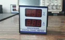 MindStrong Digital Panel Meter(V/A METER)