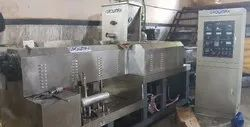Twin Screw Snack Extruder Machine