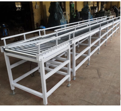 Sicco Stainless Steel Gravity Conveyors