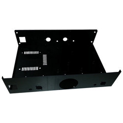 Sheet Metal Component for Audio Amplifier
