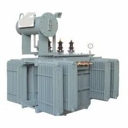 Three Phase Oil Cooled Furnace Transformer