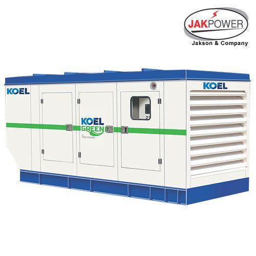 KOEL 250 KVA Water Cooled Diesel Power Generator, 415 Volts | ID