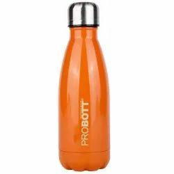 Probott Stainless Steel Double Wall Vacuum Flask Tradition Sports Bottle 350ml (PB 350-01)