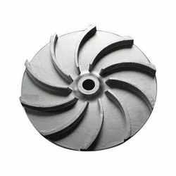 Single-Suction Aluminium Impeller