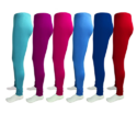 Plain Ladies Cotton Legging