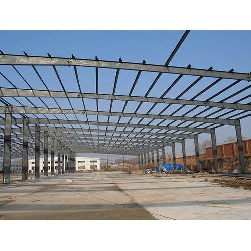 Pre engineered MS building