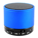 Blue Mini Bluetooth Speaker