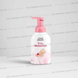 Lotion Baby Moisturizer, Packaging Size: 100g