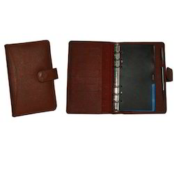 Corporate Leather Organizer