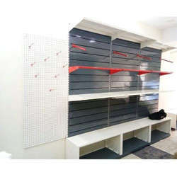 Garments Shop Display Racks