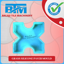Grass Silicone Paver Mould